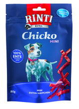 Rinti Extra Chicko Mini Ente 12x80g