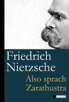 Also sprach Zarathustra | Nietzsche, Friedrich