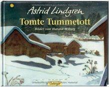 Tomte Tummetott von Astrid Lindgren