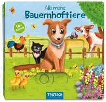 Spielbuch Alle meine Bauernhoftiere