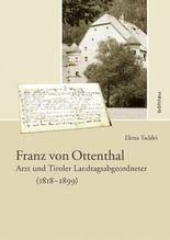 Franz von Ottenthal | Taddei, Elena