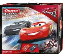 Carrera Go!!! Disney/Pixar Cars 3 - Fast not Last