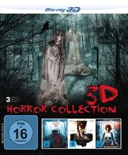 3D Horror Collection, 3 Blu-ray