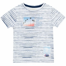 Staccato BASEFIELD T-Shirt WAVES