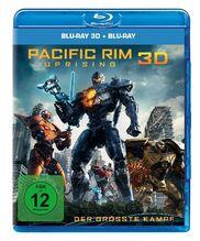 Pacific Rim: Uprising 3D, 2 Blu-ray