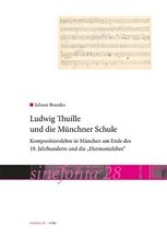 Ludwig Thuille und die Münchner Schule | Brandes, Juliane