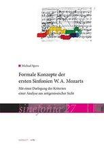 Formale Konzepte der ersten Sinfonien W.A. Mozarts | Spors, Michael
