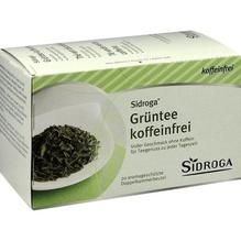 Sidroga Wellness Grüntee koffeinfrei Filterbeutel 20 St
