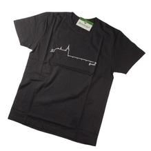 Schloß Ort T-Shirt, Herrn, Baumwolle, Farbe: schwarz. Bei Lederbekleidung Paschinger kaufen