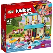 LEGO® Juniors 10763 Friends Stephanies Haus am See, 215 Teile
