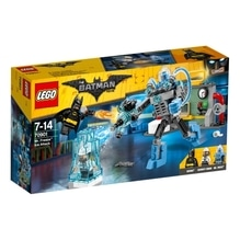 The LEGO® Batman Movie? 70901 Mr. Freeze? Eisattacke, 201 Teile