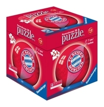 Ravensburger 118571 Puzzleball FC Bayern München Logo 54 Teile