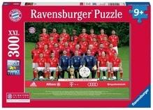 Ravensburger 132133  Puzzle FC Bayern München Saison 2016/2017 300 Teile