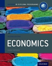 IB Economics Course Book: Oxford IB Diploma Programme | Blink, Jocelyn; Dorton, Ian