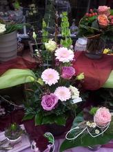 Blumenstrauß ' ROSA '