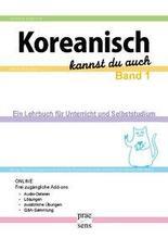 Koreanisch kannst du auch 1   Schirmer, Andreas