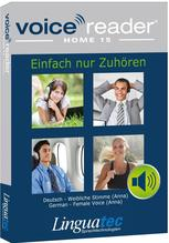 Voice Reader Home 15 Deutsch - weibliche Stimme (Anna)