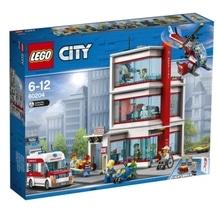LEGO® City 60204 Krankenhaus, 861 Teile