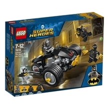 LEGO® DC Comics? 76110 Super Heroes Batman: Attacke der Talons, 155 Teile