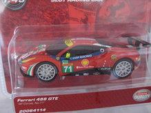 64114 Carrera Go 143 Ferrari 488 GTE AF Corse No. 71