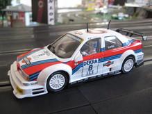 SICA40A Slot.it Alfa Romeo 155 V6 Ti 1995 Avus Larini Martini