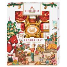 Niederegger 'Marzipanerie' weihnachtlich, 182g