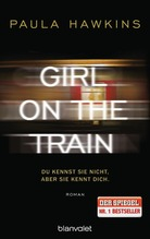 Paula Hawkins: Girl on the Train