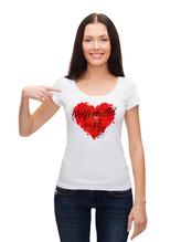 Damenshirt - Herzblut