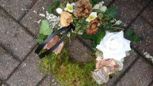 Totensonntag Kranz 30 cm