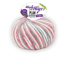PLAN - Farbe 81 + kostenlose Anleitung für den karierten Schal