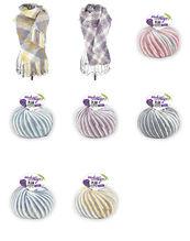 PLAN - Farbe 85  + kostenlose Anleitung für den karierten Schal