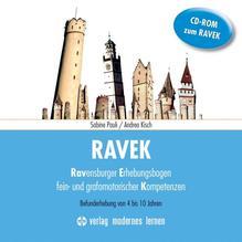 RAVEK CD-ROM 2016 | Pauli, Sabine; Kisch, Andrea