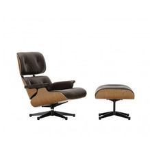 vitra Lounge Chair und Ottoman