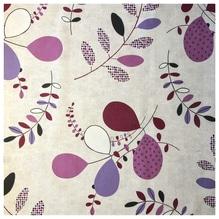Dekostoff Tiziani - Blätterspiel