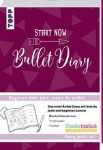 START NOW - Bullet Diary | Pinkert, Sandra
