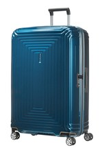 SAMSONITE NEOPULSE SPINNER 75/28 METALLIC BLUE