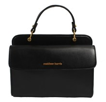 Matthew Harris Gitana Handbag Black