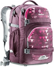 Deuter Strike aubergine triangle