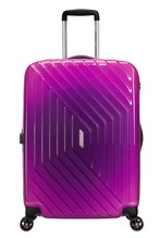 AMERICAN TOURISTER AIR FORCE 1 SPIN. 66/24 TSA EXP GRAD. GRADIENT PINK
