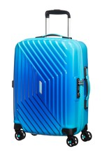 AMERICAN TOURISTER AIR FORCE 1 SPINNER 55/20 TSA GRAD. GRADIENT BLUE