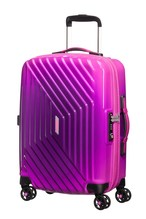 AMERICAN TOURISTER AIR FORCE 1 SPINNER 55/20 TSA GRAD. GRADIENT PINK