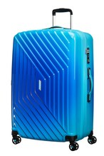 AMERICAN TOURISTER AIR FORCE 1 SPIN. 76/28 TSA EXP GRAD. GRADIENT BLUE