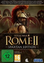 Total War: Rome 2 - Spartan Edition. Für Windows XP/Vista/7/8/10