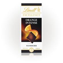 Lindt 'Excellence Orange Intense', 100g