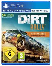 DiRT Rally plus VR Upgrade (PlayStation PS4)