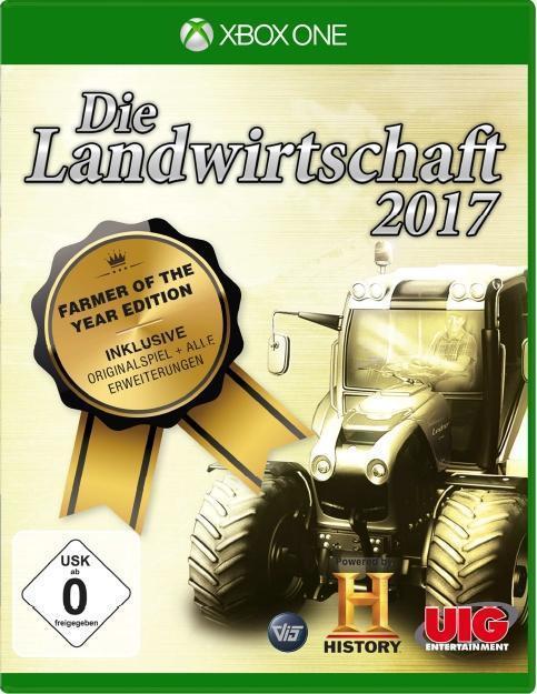Die Landwirtschaft 2017 Gold Edition (XBox One)