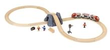 BRIO 33773000 Eisenbahn Starter Set A