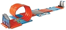 Mattel FTH77 Hot Wheels Track Builder Epic Challenge
