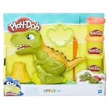 Hasbro E1952EU4 Play-Doh Rex der Dinosaurier