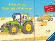 Ravensburger 25565 Entdecke die Bauernhof-Fahrzeuge